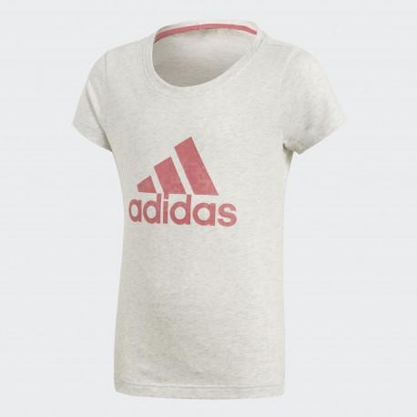 Camiseta Adidas YG Logo Tee CF7253