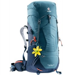 Mochila Deuter Air Contact Lite 45+10 SL 3340218 3329