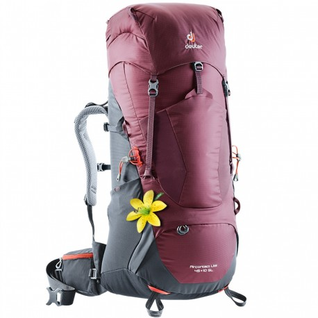 Mochila Deuter Air Contact Lite 45+10 SL 3340218 5423