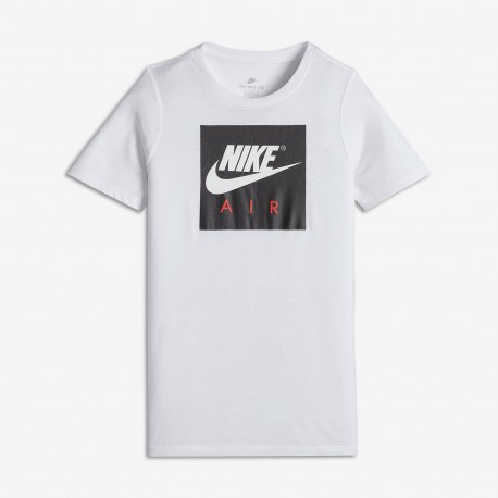 Camiseta Nike Sportwear Air Logo 894300 100