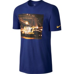 Camiseta Nike Tee-Futura Bridge 739336 455