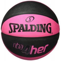 Balón Basket Spalding NBA 4her Solid 3001596011516
