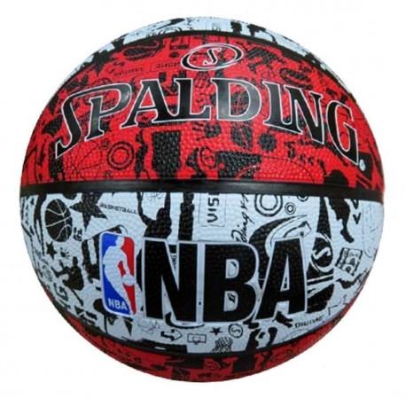 Balón Spalding NBA Graffiti Outdoor 3001551011617