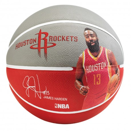 Balón Basket Spalding NBA James Harden 3001586011215