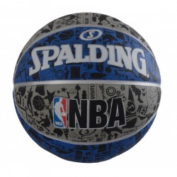 Balón Basket Spalding NBA Graffiti Outdoor
