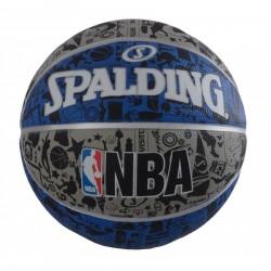 Balón Basket Spalding NBA Graffiti Outdoor