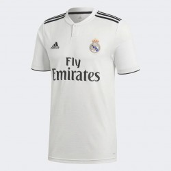 Camiseta Adidas Real Madrid 18-19 Local Niño CG0533