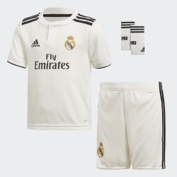 Mini Conjunto Adidas Real Madrid 18-19 Local CG0538