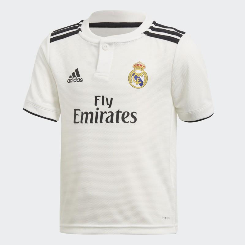 8a9563833 Mini Conjunto adidas Real Madrid 18-19 Local CG0538 - Deportes Manzanedo