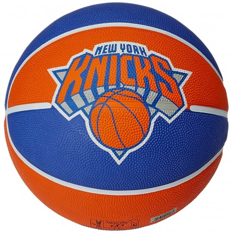 Balón Basket Spalding NBA New York Nicks 3001587012017