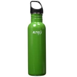 Botella Altus Acero 0.750 L Verde