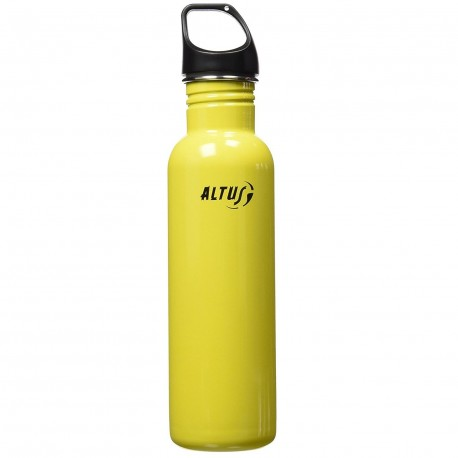 Botella Altus Acero 0.750 L Amarillo