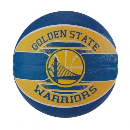 Balón Basket Spalding NBA Golden State Warriors 300158701381