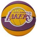 Balón Basket Spalding NBA Los Angeles Lakers 300158701061