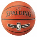 Balón Basket Spalding NBA Silver Outdoor 300159202001