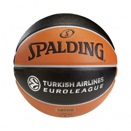 Balón Basket Spalding Euroleague TF 500 300151301031