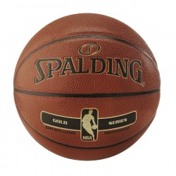 Balón Basket Spalding NBA Gold In/Out 300158902001