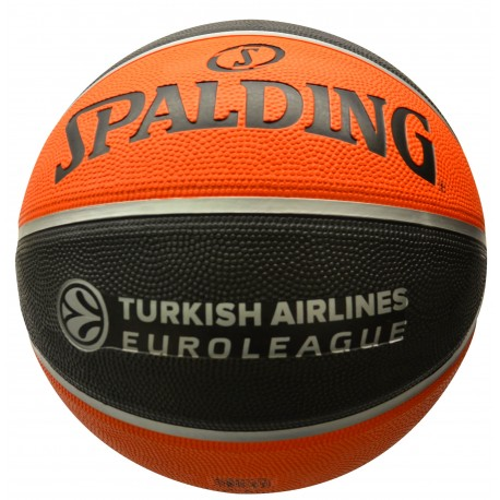 Balón Basket Spalding Euroleague TF 150 Out 300151401031