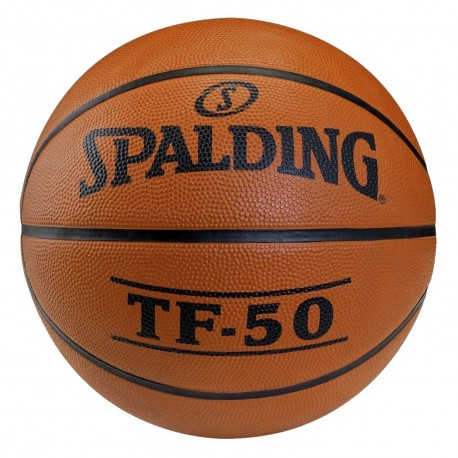 Balón Basket Spalding Euroleague TF 50 Out 300150201001