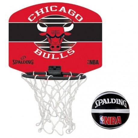 Mini Canasta Spalding NBA Chicago Bulls 3001588011517