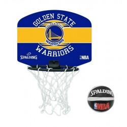 Mini Canasta Spalding NBA Golden State Warriors 3001588012117