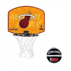 Mini Canasta Spalding NBA Miami Heat 3001588012217
