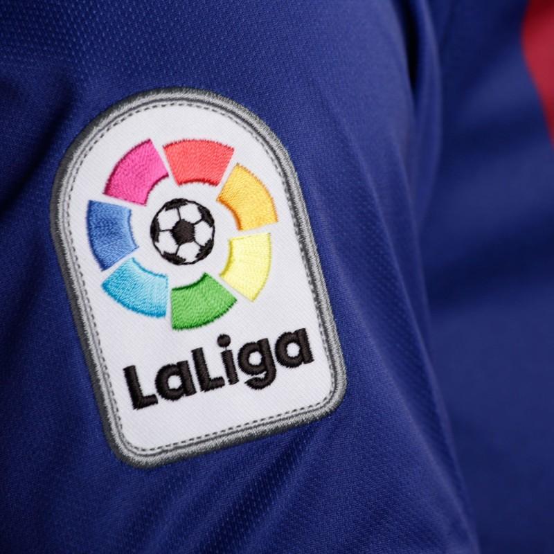 Camiseta Nike FC Barcelona 18-19 Stadium Home Junior 894458 456 . 0bfa59d10ed