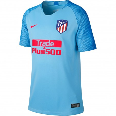 Camiseta Nike Atletico de Madrid 18-19 2ª Equipación Junior 919229 ... ec066e92d048e