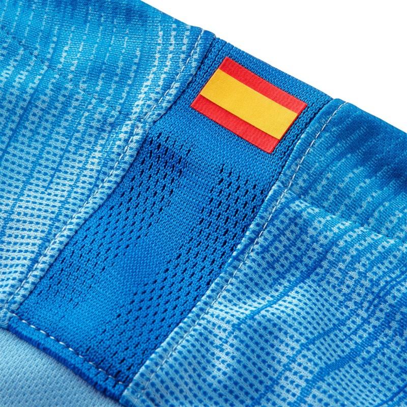6297ad3dc8fef Camiseta Nike Atletico de Madrid 18-19 2ª Equipación Junior 919229 ...
