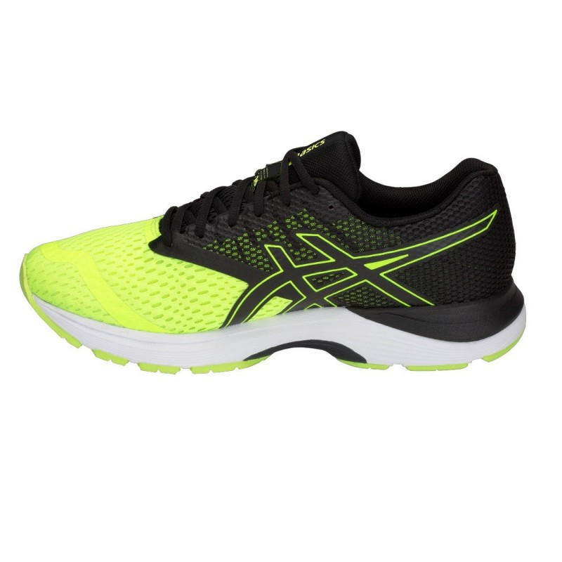 zapatillas asics gel pulse 9 amarillas