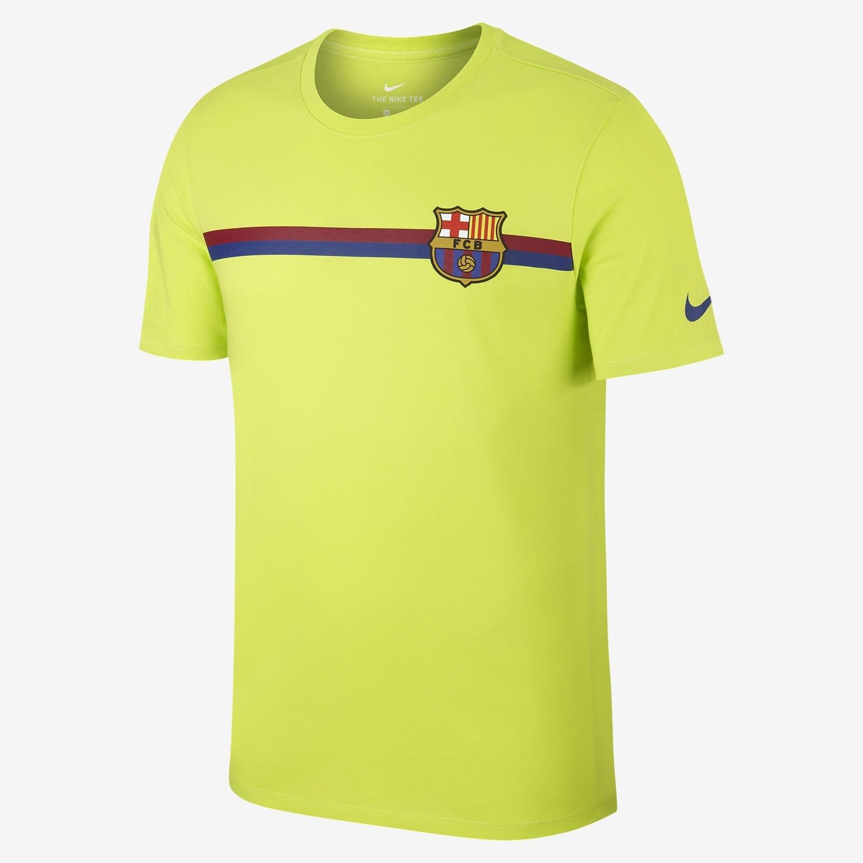 Camiseta Nike FC Barcelona Crest 924136 389 - Deportes Manzanedo 69faacc44b5