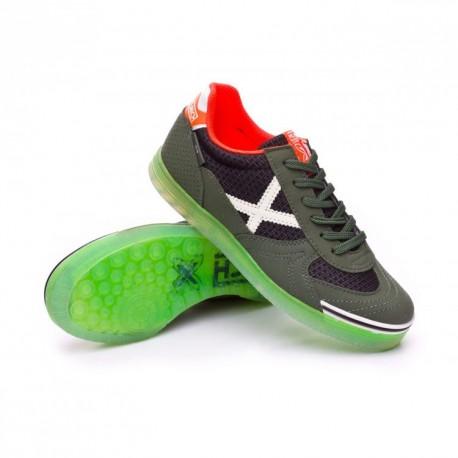 Zapatilla Futbol Sala Munich G3 Kid Glow 1510892 - Deportes Manzanedo 2cd0efa8a0660