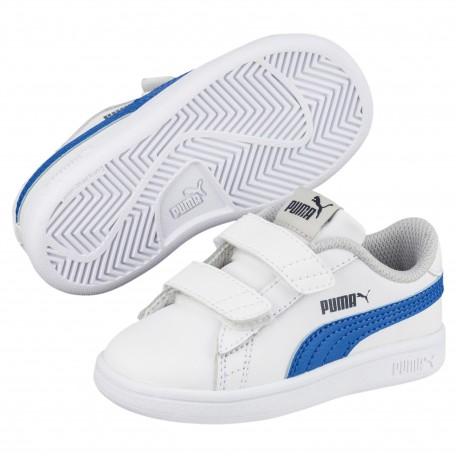 Zapatillas Puma Smash v2 Leather V 365173 07
