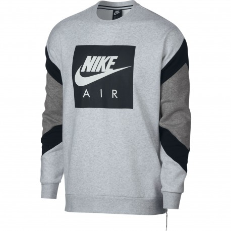 Sudadera Nike Sportswear Air Fleece Crew 928635 051