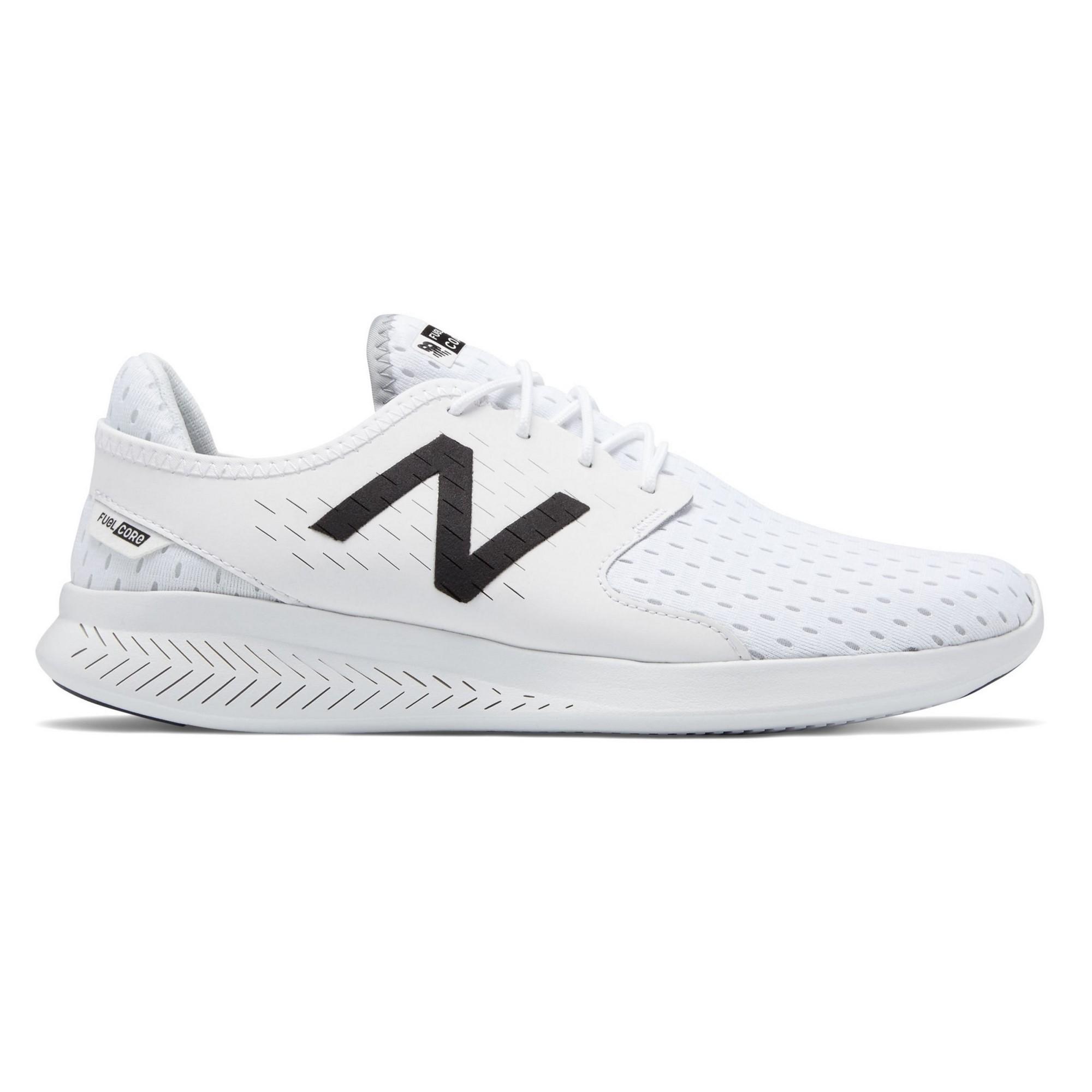 new balance hombre calzado blanco