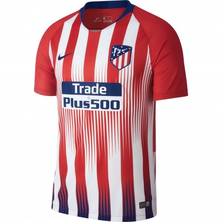40dbe75cae Camiseta Nike Atletico de Madrid 18-19 1ª Equipación 918985 612 ...
