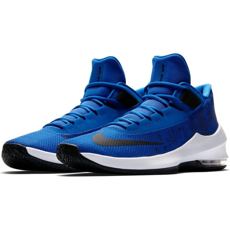 zapatillas baloncesto nike azul