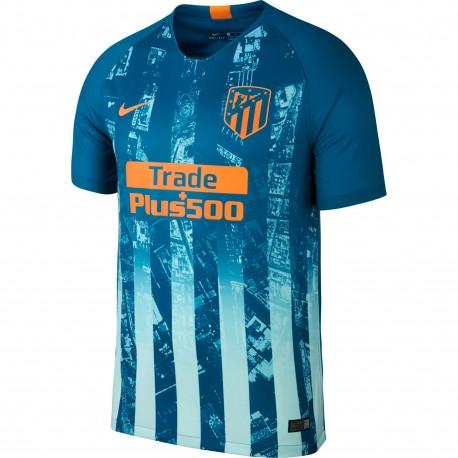 Camiseta Nike Atletico de Madrid 18-19 3ª Equipación 918983 302