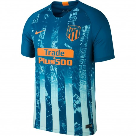 Camiseta Nike Atletico de Madrid 18-19 3ª Equipación 918983 302 ... 236b17300b43a