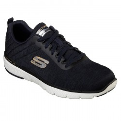 Zapatillas Skechers Flex Advant 52956 NVBK