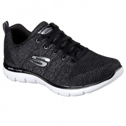 Zapatillas Skechers Flex Appeal 2.0 12756 BKW