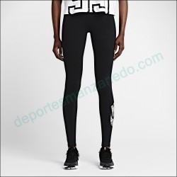 Mallas Largas Nike Leg-A-See Logo 678657 010