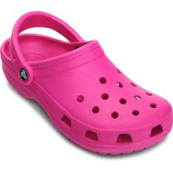 Zuecos Crocs Classics Neon Magenta