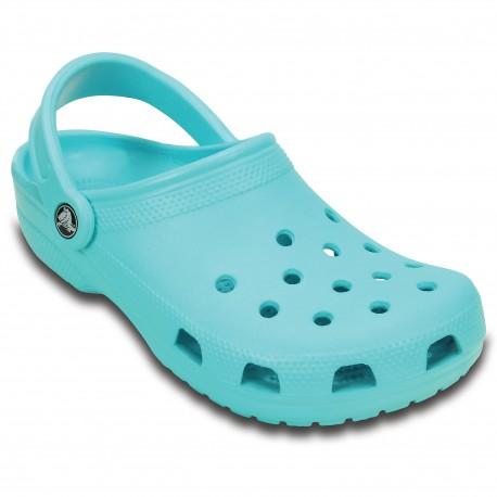 Zuecos Crocs Classics Aqua