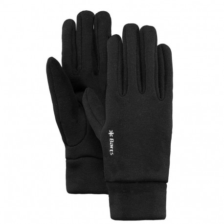 Guantes Barts Powerstrech Gloves Black BA0627