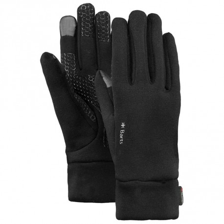 Guantes Barts Powerstrech Touch Gloves Black BA0644