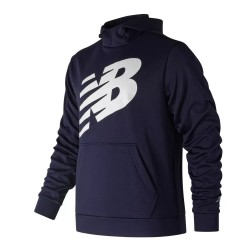 Sudadera New Balance Graphic Core Fleece MS81009 PGM