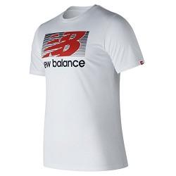 Camiseta New Balance Lifestyle Danny MT81537 WT
