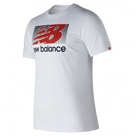 Camiseta New Balance Lifestyle Danny MT81537 WT