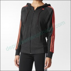 Chaqueta Adidas Capucha Essentials The Hoody AB5932